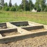 О фундаменте для строительства бани