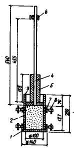 Прибор Союздорнии для исследования максимальной плотности грунта