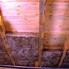 Утепление стен бани минеральной ватой